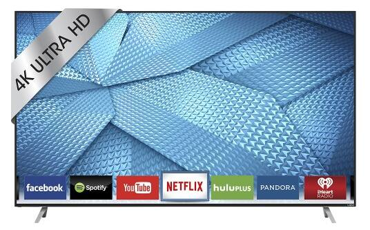 VIZIO M60-C3 60-Inch 4K Ultra HD Smart LED TV $999.99 at BestBuy (or less w/Discover & Apple Pay)