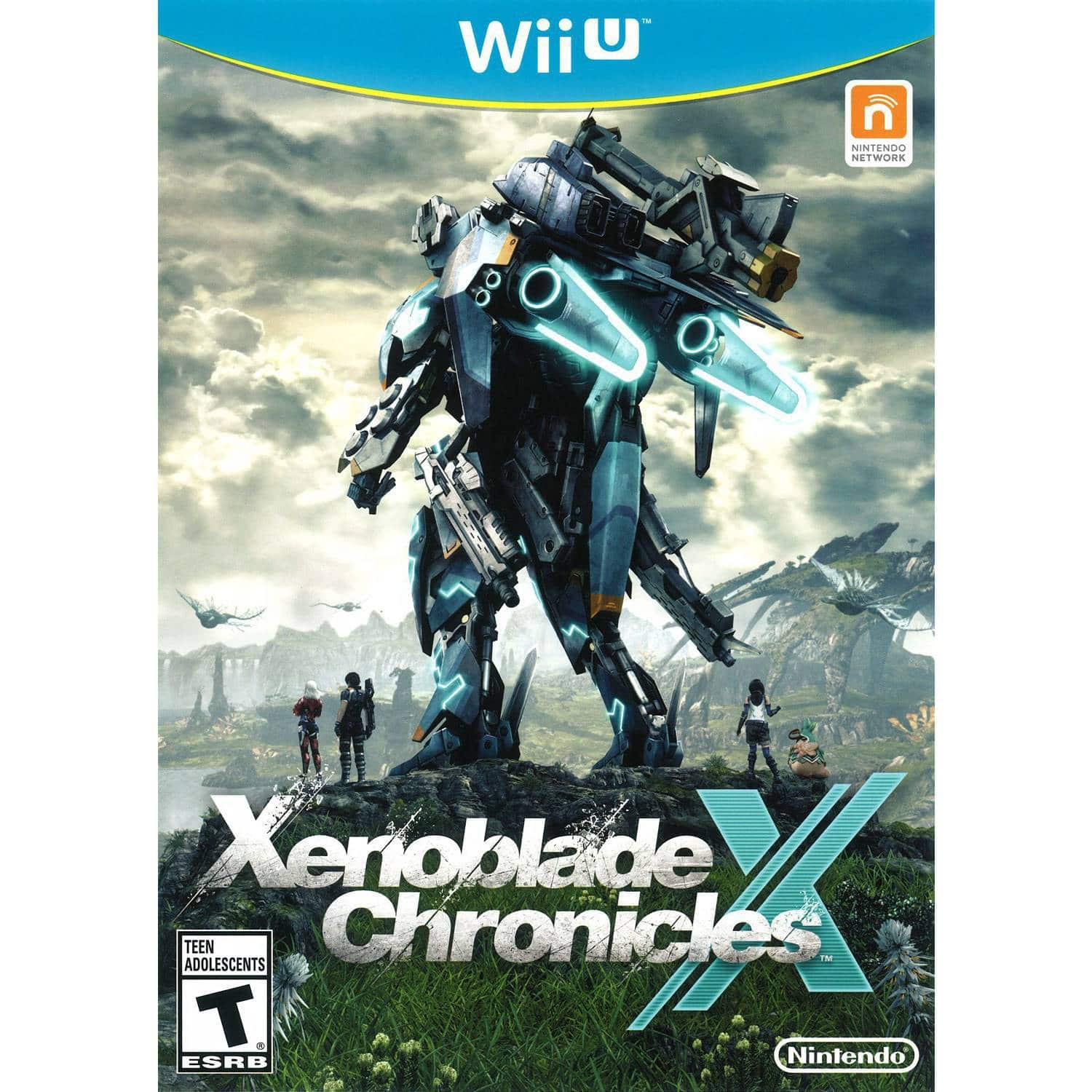 Xenoblade Chronicles X (Wii U) for $39.88 at Walmart.com
