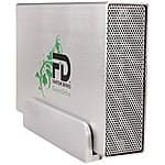 Fantom Green Drive 2TB 7200 RPM USB 3.0/2.0 Aluminum External Hard Drive (GD2000U3P) for 64.99 @Amazon.com
