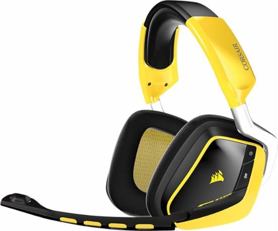 CORSAIR - VOID SE Wireless Gaming Headset - Yellowjacket $64.99
