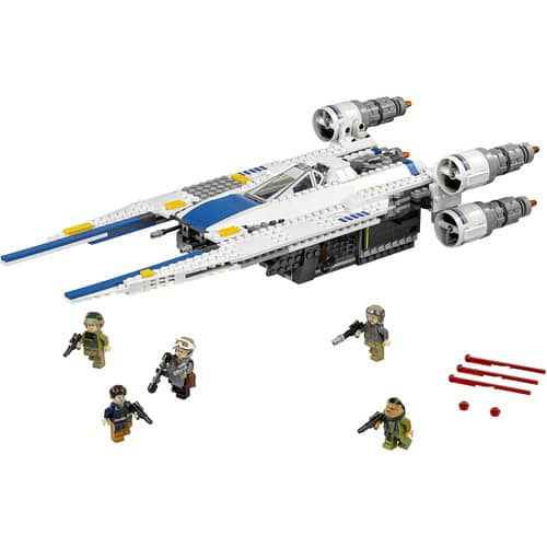 (Prime Now) LEGO Star Wars Rebel U-Wing Fighter(TM) (75155) $35