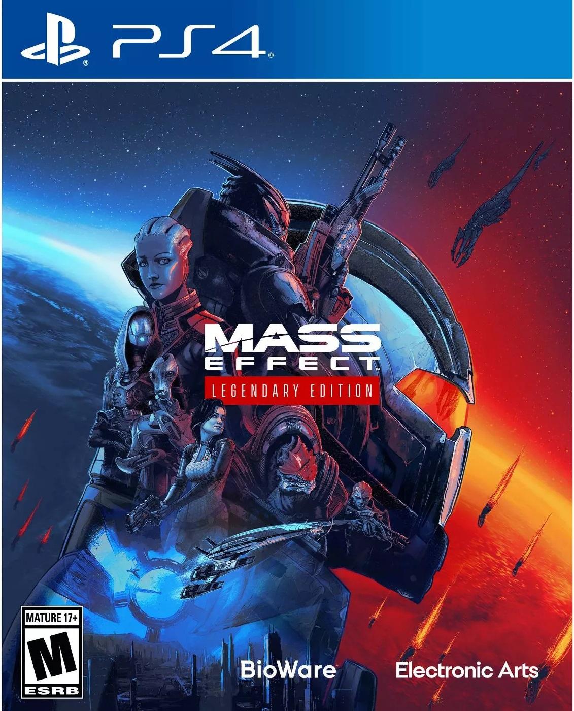 Mass Effect: Legendary Edition - PlayStation 4 - $40