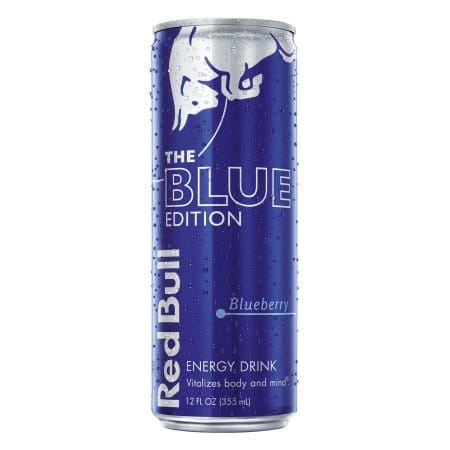 Redbull  24 pack Blueberry or tropical or cranberry flavors for $2.50