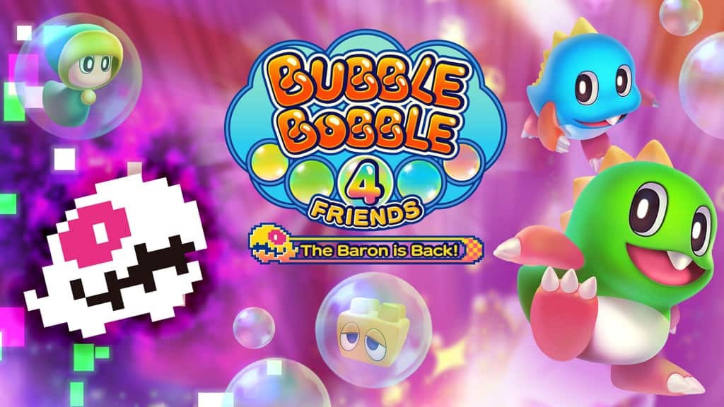 Bubble Bobble 4 Friends: The Baron is Back! for Nintendo Switch - $25.99 - $25.99