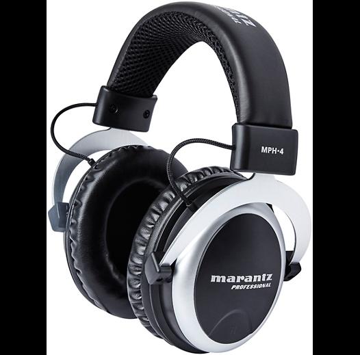 Marantz MPH-4 50mm Over-Ear Monitoring Headphone $29.99