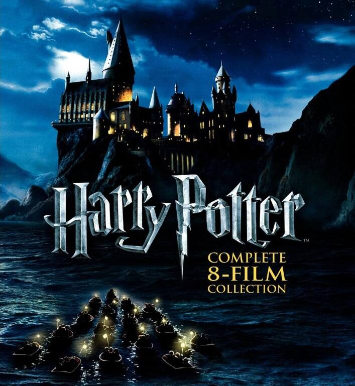 Harry Potter 4K Movies $7 99 each, or $55 99 for Complete
