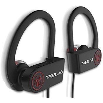 TREBLAB XR100 Bluetooth Sport Headphones for $19.50