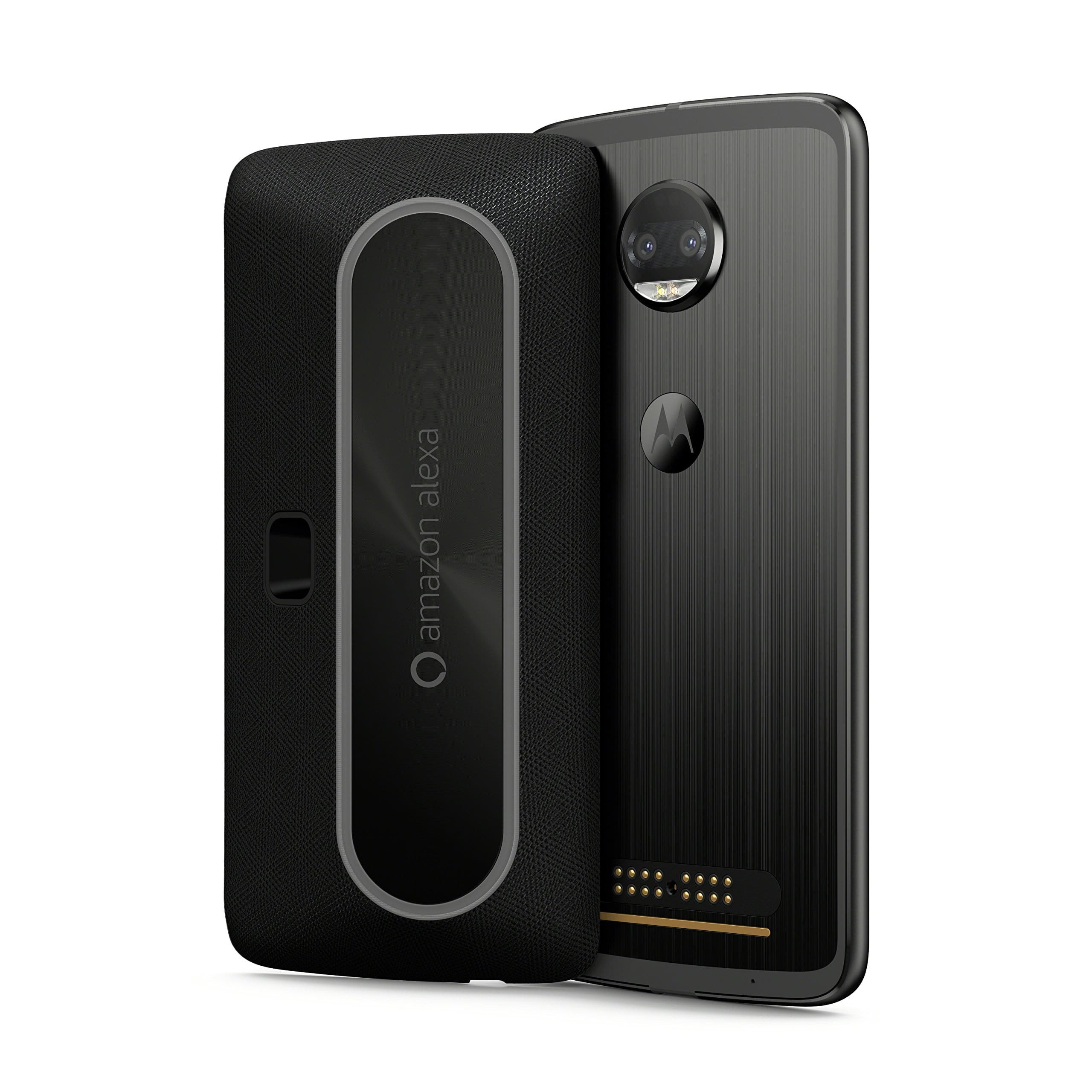 Motorola Moto Mod Smart Speaker with Alexa $11.37 @Amazon