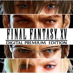 FINAL FANTASY XV Digital Premium Edition (PS4) $29.99