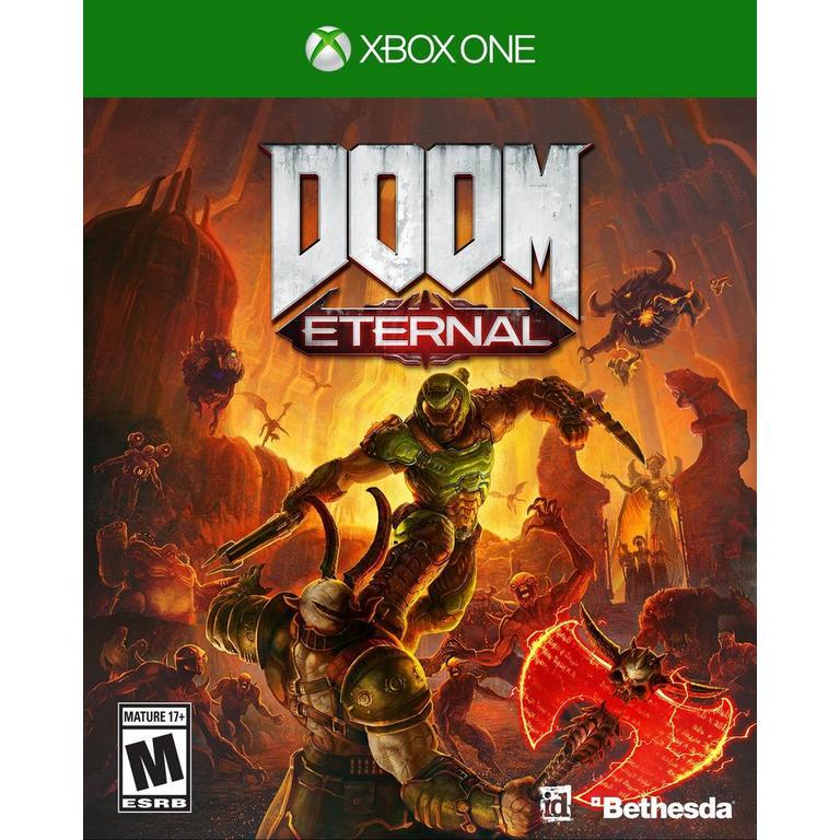 Doom Eternal Xbox/PS4 $17 @ GameStop