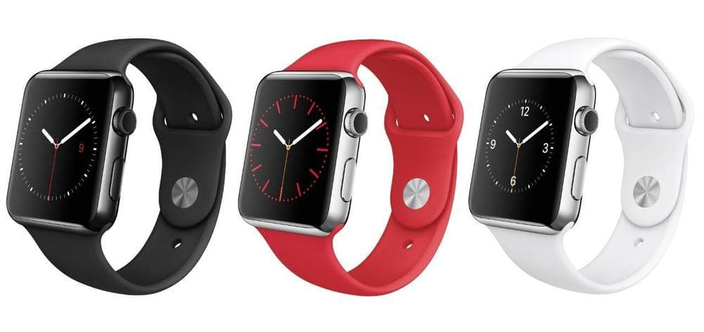 Brand New Apple Watch - 42mm Stainless Steel Case & Sport Band @ eBay ~ $300 + FS
