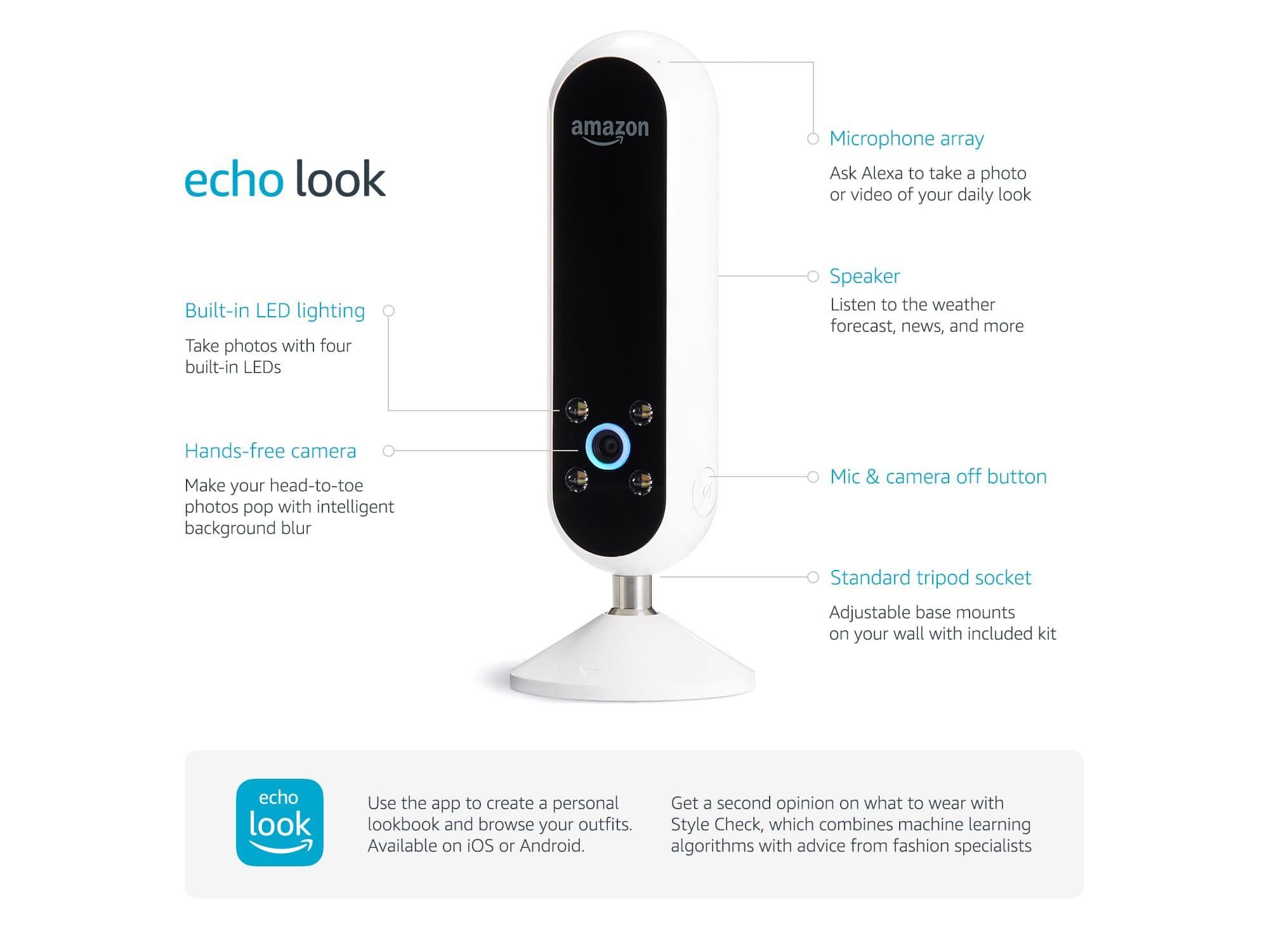 Introducing Echo Look - free invitation requests being taken