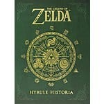 The Legend of Zelda: Hyrule Historia (Hardcover)  $17