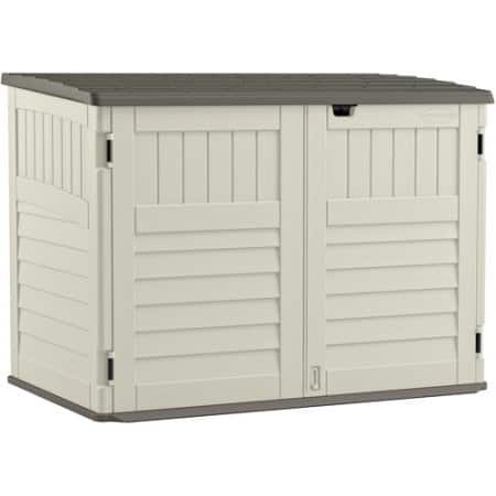 YMMV Walmart Clearance: 50% Or More Off Suncast Outdoor Storage & Landscaping Products @ Walmart (In-Store Only)