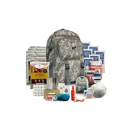 Wise Food 5-Day Survival Camo Backpack $36.68 @ Amazon.com