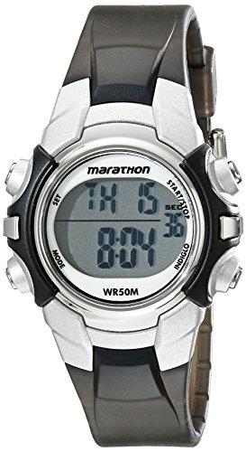 Marathon by Timex Unisex T5K805 Digital Mid-Size Black/Silver-Tone Resin Strap Watch $7.99 @ Amazon.com