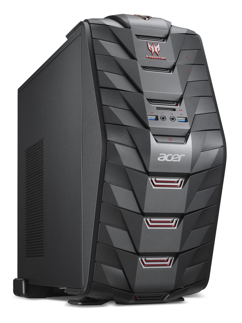 Acer Predator G3-710 Gaming PC (Scratch and Dent) - i7-7700    GTX 1070 8 GB   32 GB Ram   1 TB HDD + 256 GB SSD   Win 10 - $899.99 w/FS @ Acerrecertified.com