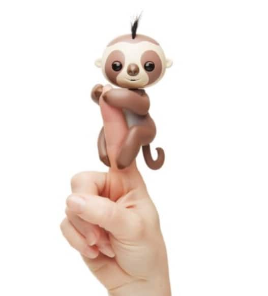 Walmart B&M YMMV - WowWee Fingerling Sloth $14.99