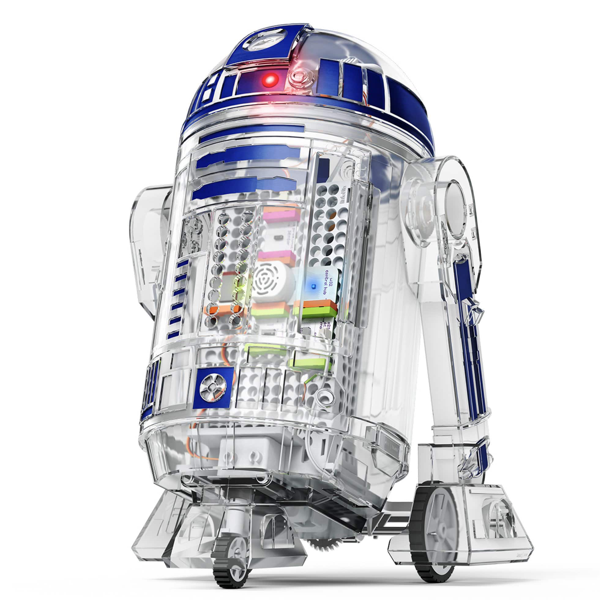 Walmart & Amazon - Star Wars Droid Inventor Kit $79