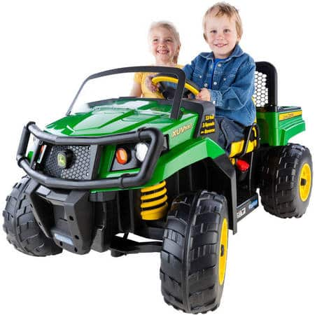 John Deere Gator Power Wheel 169