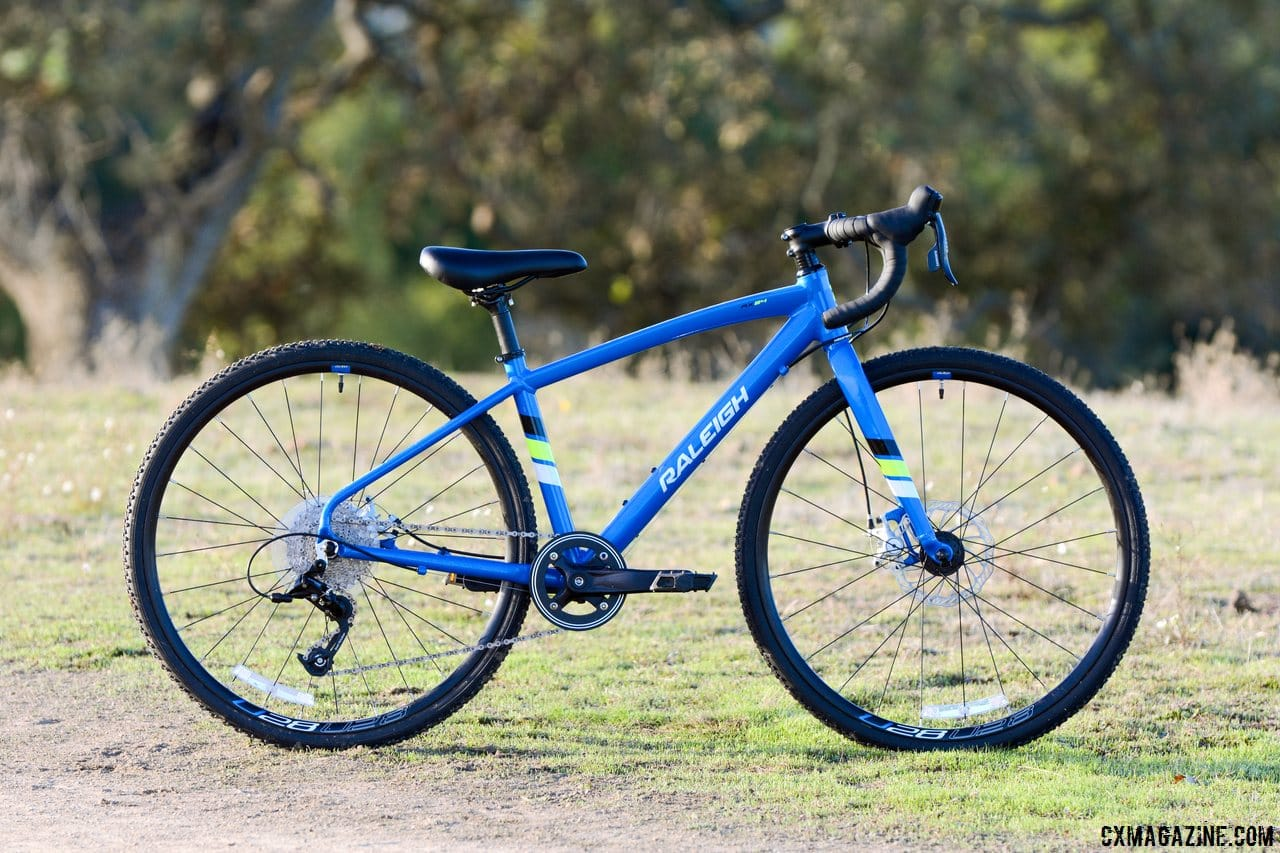 Raleigh RX24 cyclocross bike $304 or possibly less (Kids bike)