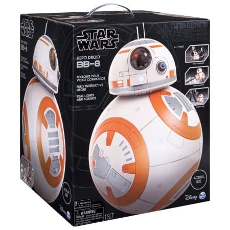 Star Wars - Hero Droid BB-8 - Fully Interactive Droid $150