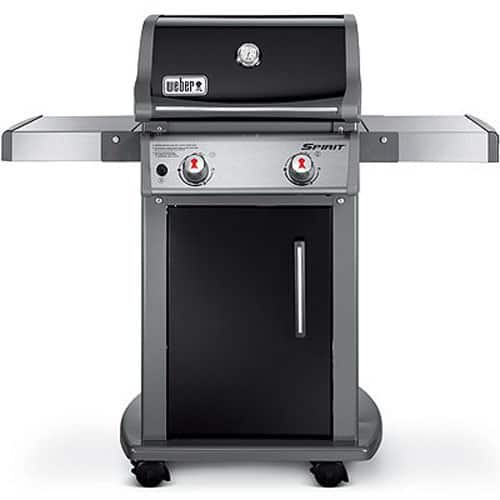 "Weber Spirit 210 Gas Grill with 2 Burners ‑ black ‑ 50""  at Walmart - $99 YMMV B&M"