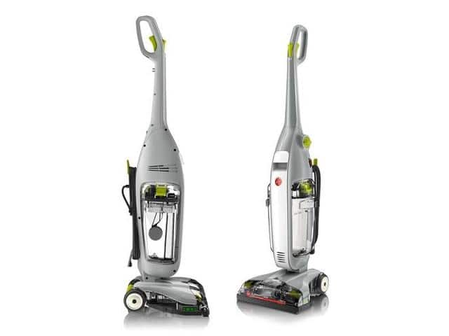 Hoover FloorMate Deluxe with Folddown Handle Hard Floor Cleaner, FH40165 - $75 / FS at NewEgg.com