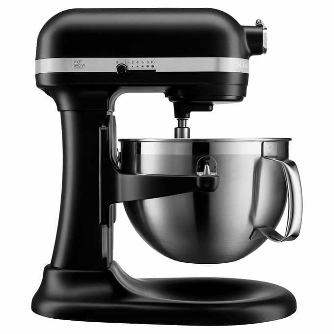 KitchenAid Professional Series 6 Quart Bowl Lift Stand Mixer w/ Flex Edge $259.99 @ Costco