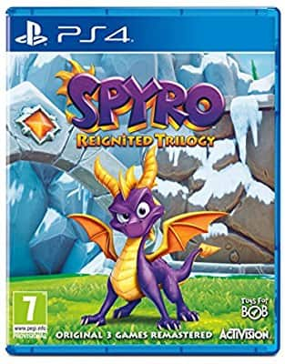 Pre-Order: Spyro Reignited Trilogy (X1/PS4) $31.99 via Amazon Prime