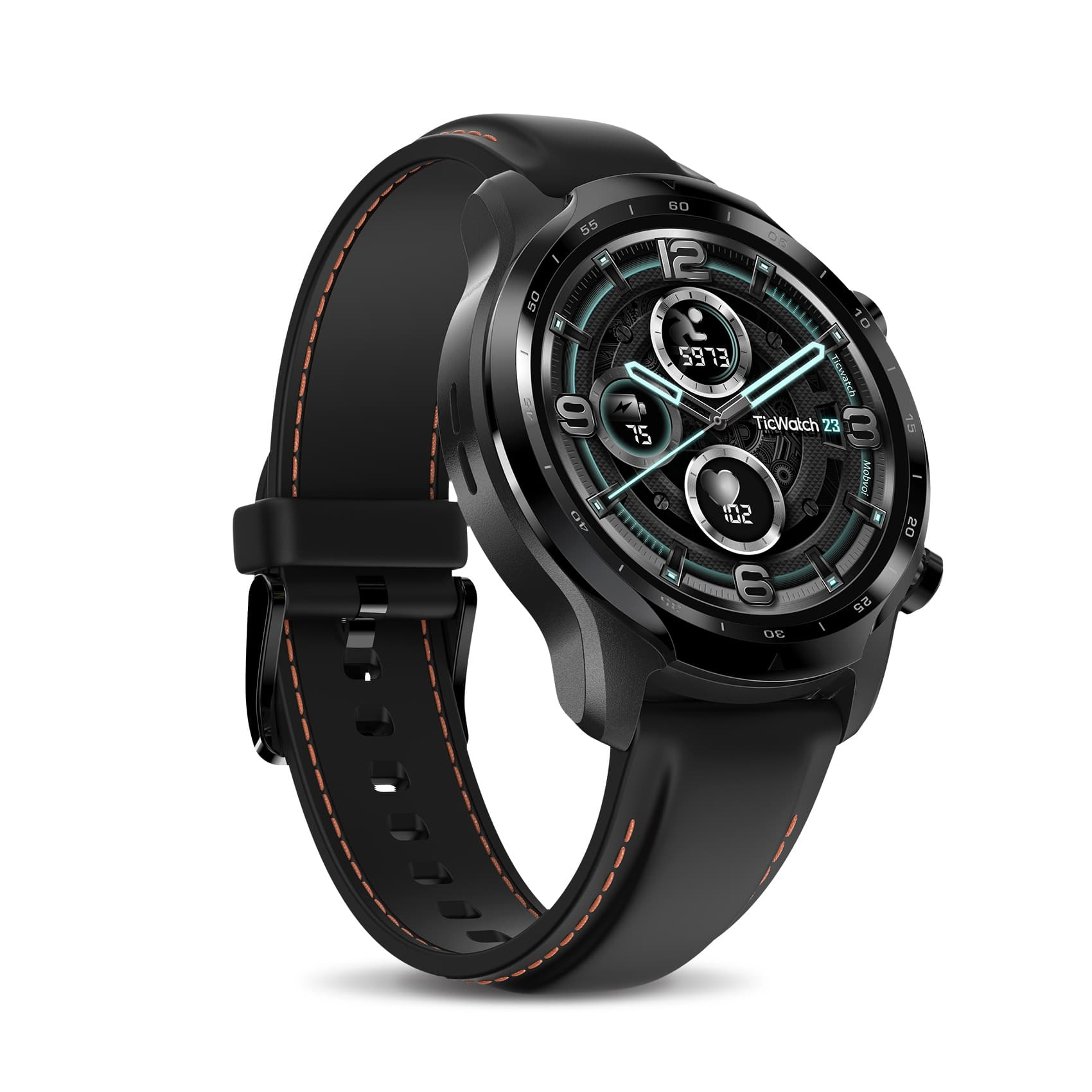 TicWatch Pro 3 GPS Smartwatch for Men and Women, Wear OS by Google, Dual-Layer Display 2.0, Long Battery Life - Walmart.com - Walmart.com $254.99