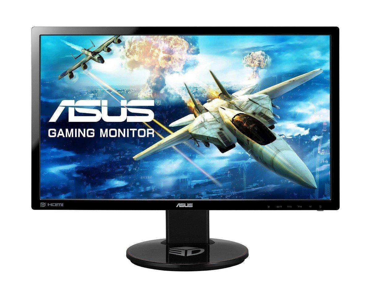 "ASUS VG248QE 24"" Full HD 1920x1080 144Hz 1ms HDMI Gaming Monitor $169.99"