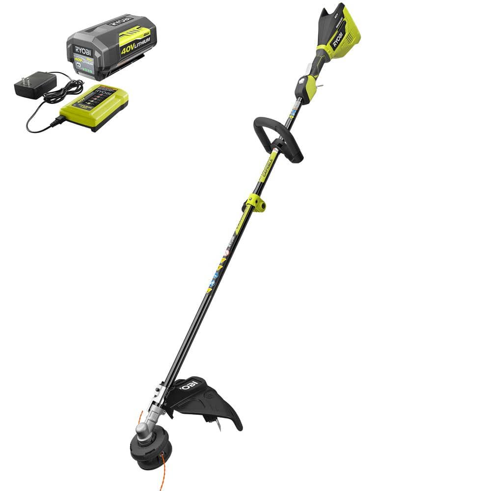 Ryobi 40v String Trimmer Attachment Capable $114 at Home Depot YMMV