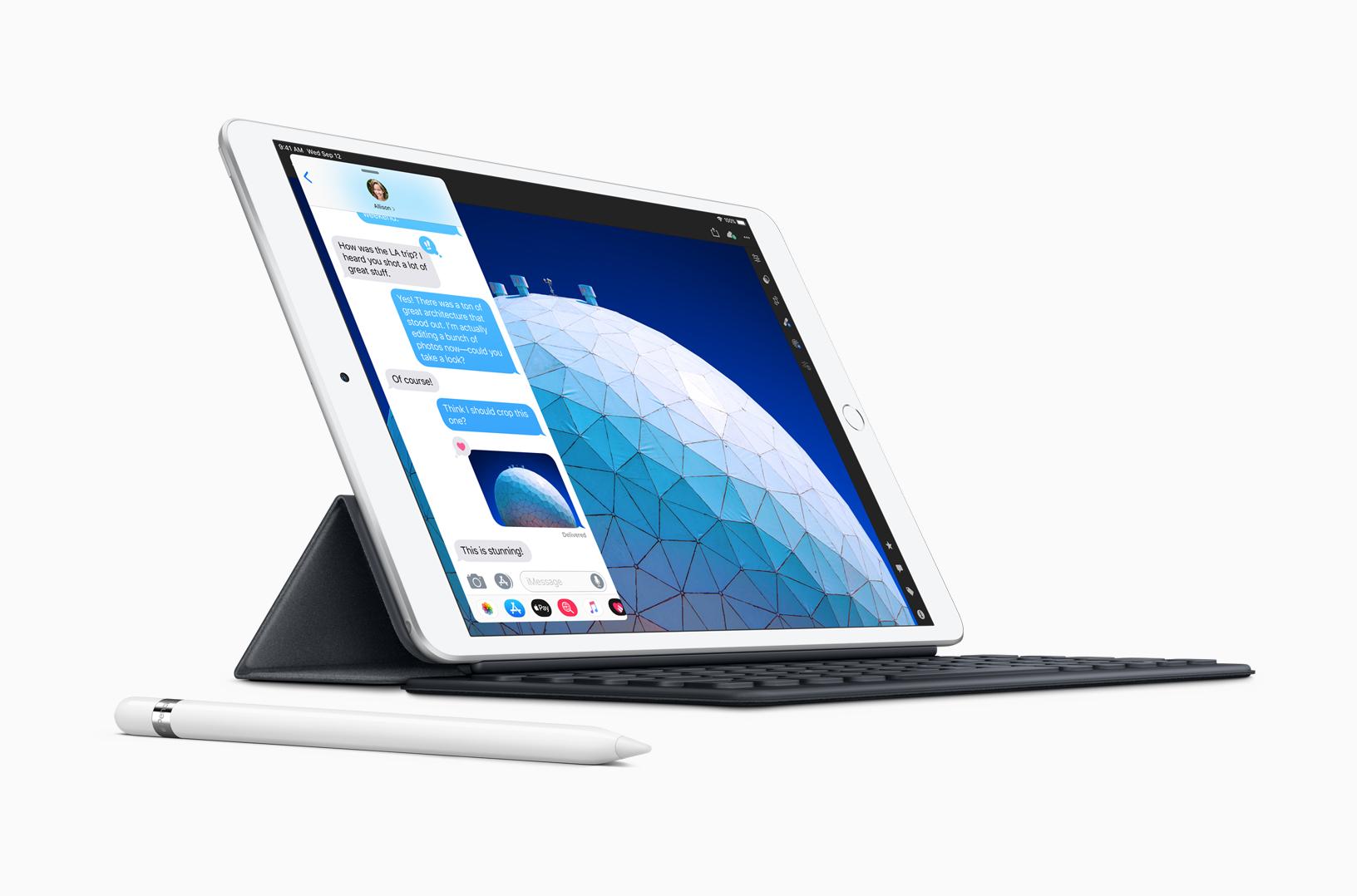 Apple iPad Air - Space Gray (Early 2019) — $449