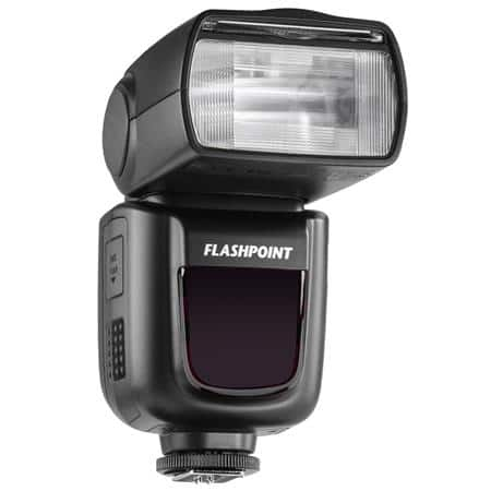 Flashpoint (godox) Zoom Li-ion R2 TTL On-Camera Flash Speedlight For Nikon (V860II-N)