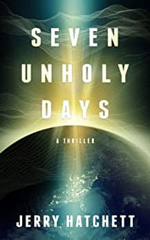 Seven Unholy Days - free book by Kindle edition thru Friday