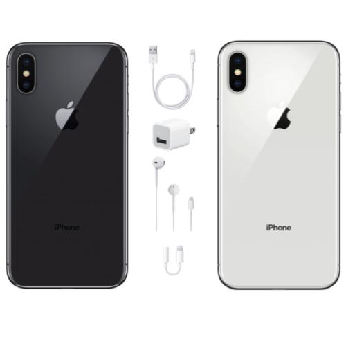 Apple iPhone X 256GB - GSM Unlocked - USA Model - No tax $1190