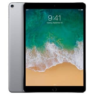"Apple iPad Pro 10.5"" Wi-Fi + Cellular 64GB (2017 Model) - Space Gray $479.99"