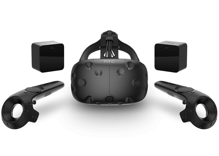 Up to $200 off HTC Vive