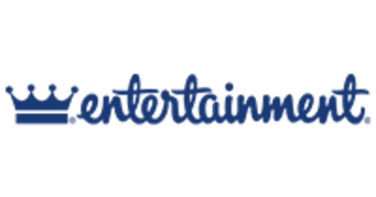 2021 Entertainment Coupon Book $5 + free shipping
