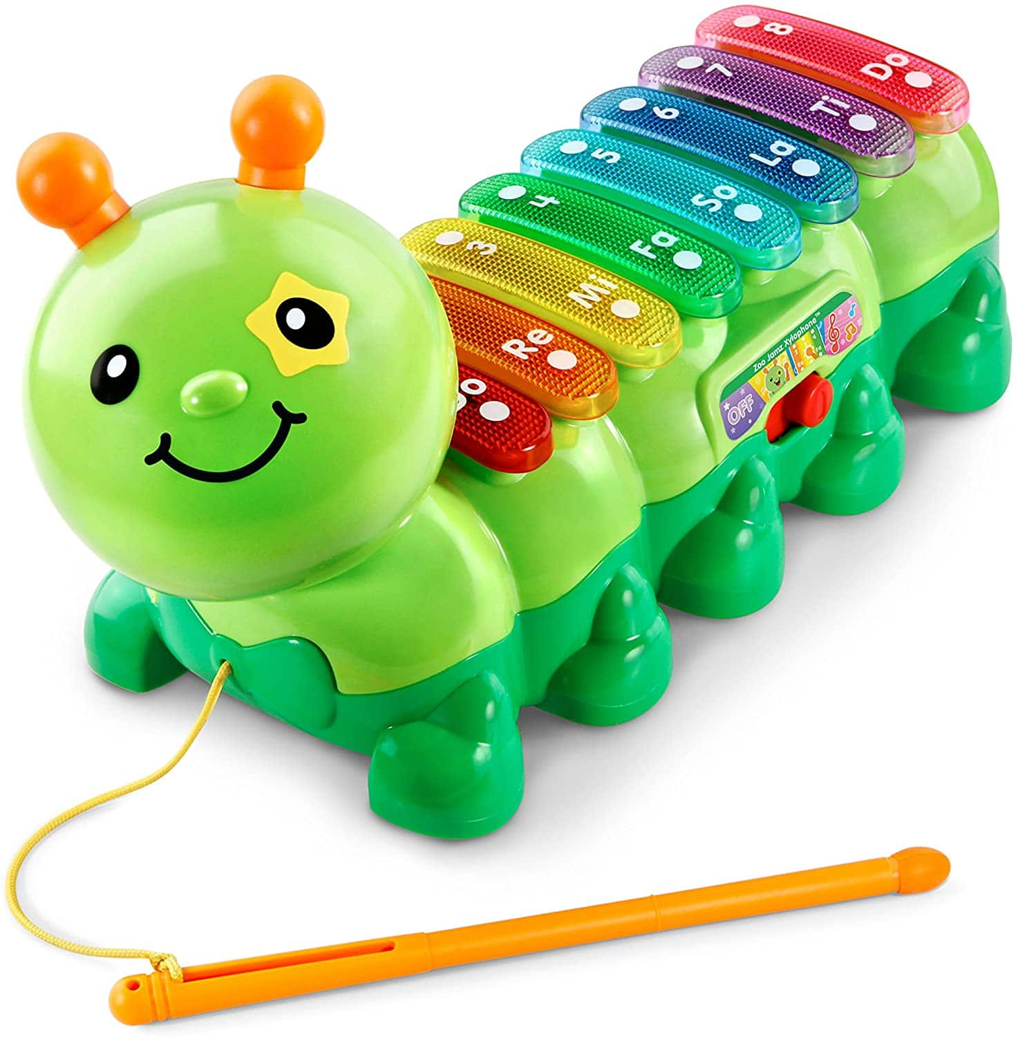 VTech Zoo Jamz Xylophone $7.49 + free shipping w/ Prime or on orders over $25