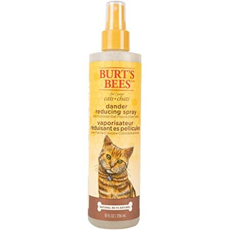 10-Oz Burt's Bees for Cats Waterless Shampoo with Apple & Honey 3 for $5.90 ($1.96 each) + free shipping w/ Prime or on orders over $25