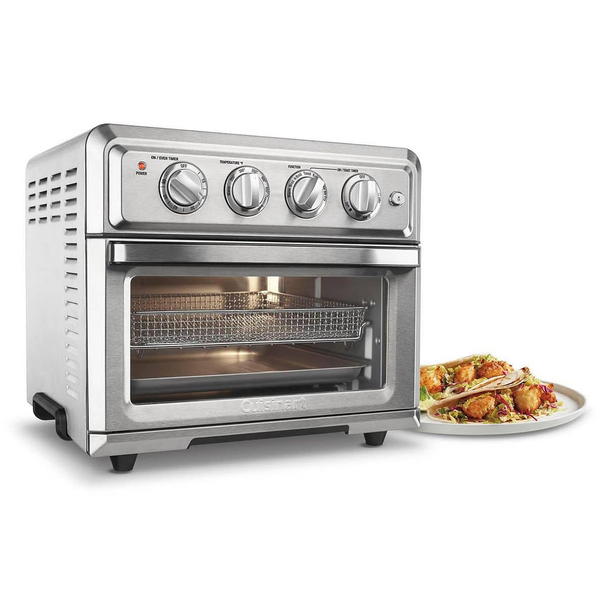 Cuisinart AirFryer Toaster Oven (TOA-60) + $20 in Kohls Cash $136 + free shipping