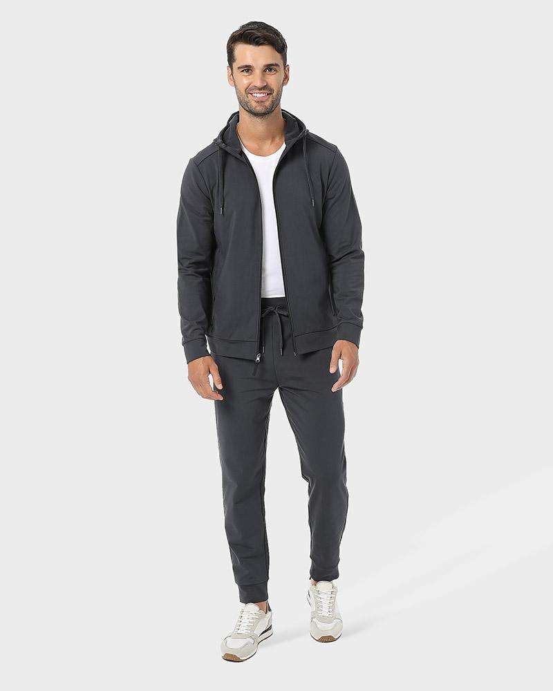 32 Degrees Tech Fleece Tracksuit Set (Jacket + Pants): Men's $40, Women's $35 + free shipping