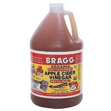 Bragg Organic Apple Cider Vinegar, 1 gal for $11.69 +shipping
