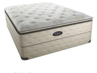 Sealy & Simmons Mattresses: Simmons Beautyrest World Class Plush w/ Memory Foam Queen Size $600, Simmons Beautyrest Classic Plush Euro Top Queen Size $350 & More + Free Shipping