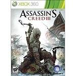 Assassin's Creed III Pre-Order (Xbox 360)