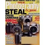 Magazine Subscriptions: Popular Photography, American Photo, Outdoor Photographer, Digital Photo