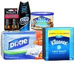 Walgreens Coupon:15% Off + Buy 1 Get 1 Free: 16x Kleenex Tissues + 2x 6-Oz Almonds + 2x 2-Ct Rock On Energy Shots + 2x 180-Ct Dixie Napkins + 2x 18-Oz Dial Body Wash
