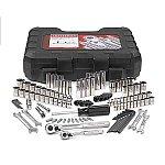 118-Piece Craftsman Dual Marked Mechanics Tool Set
